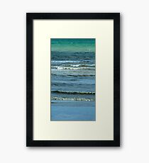Water Colours Framed Print