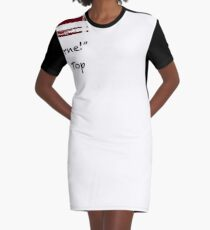 82nd Womens Clothes Graphic T-Shirt Dress