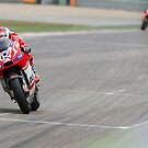 Andrea Dovizioso at Circuit Of The Americas 2014 by corsefoto