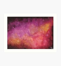 Colors of the Cosmos Art Print