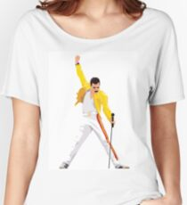 Freddie  Women's Relaxed Fit T-Shirt