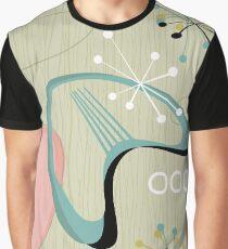 Retro Eames-Era Atomic Inspired 2 Graphic T-Shirt