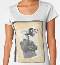 It's Subjective Women's Premium T-Shirt