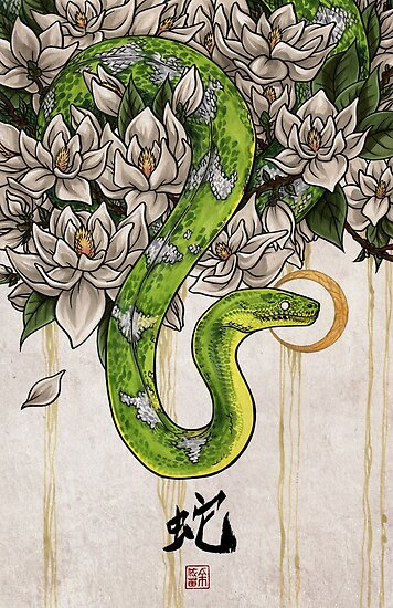 Schlange von kiriska