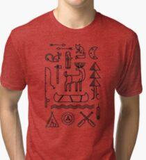 My Adventure Tri-blend T-Shirt
