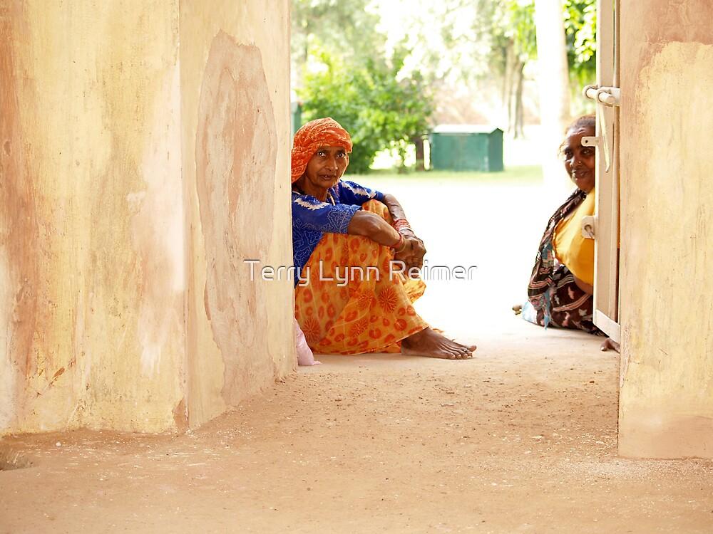 INDIA'S WOMEN by Terry Lynn Reimer