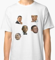 Obama Everywhere Classic T-Shirt