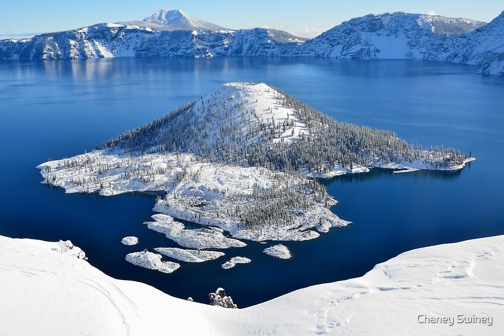 Crater Lake National Park by Chaney Swiney