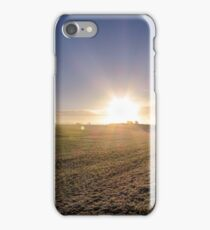A Frosty Dawn iPhone Case/Skin