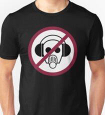 Stop the Music Unisex T-Shirt
