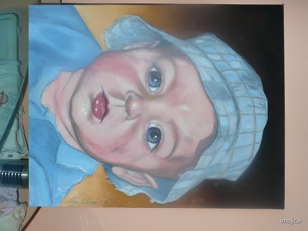 flynn,..oil on canvas by imajica