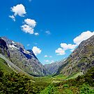 Road to Milford Sound by kevin smith  skystudiohawaii