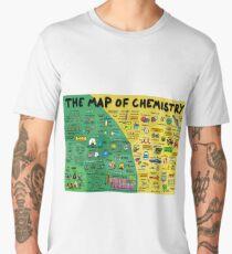 The Map of Chemistry Men's Premium T-Shirt