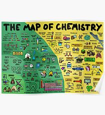 The Map of Chemistry Poster