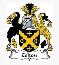Colton  Photographic Print