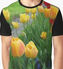 Tulipops Lollipops Graphic T-Shirt