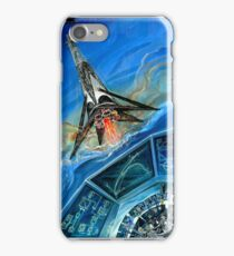 Falcon has landed! iPhone Case/Skin