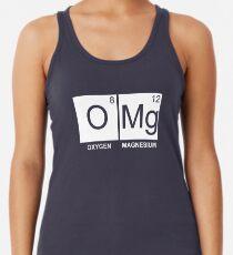 O-Mg - Oxygen Magnesium Racerback Tank Top
