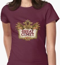 Great Comet of 1812 Women's Fitted T-Shirt
