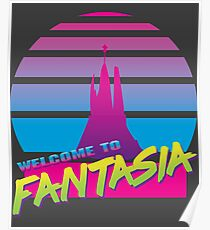 Welcome to Fantasia Poster