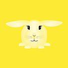 Beach Bunny by ArtwithDog