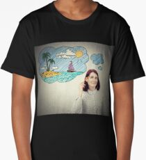 dream of vacation Long T-Shirt