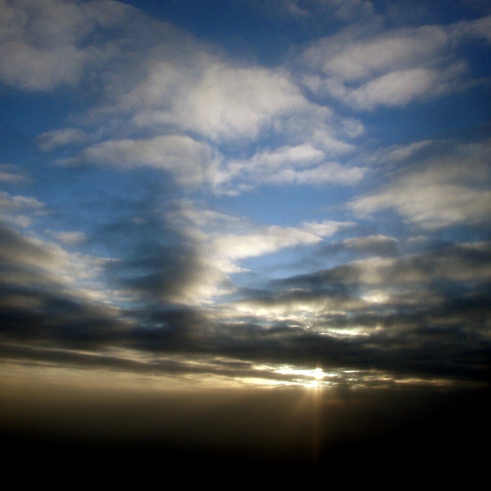Skyscape.  by s17joanna