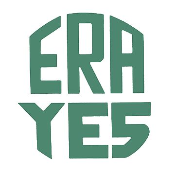 ERA YES - EQUAL RIGHTS AMENDMENT by starkle