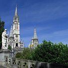 The Marian Shrine by fajjenzu