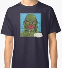 The Sultry Lagoon Classic T-Shirt
