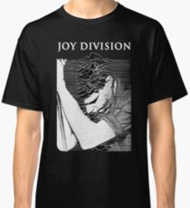 unknown pleasures (Joy division ian curtis) Classic T-Shirt