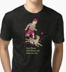 Run Thing Run Tri-blend T-Shirt