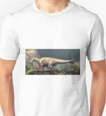 Iguanodon Bernissartensis Restored Unisex T-Shirt