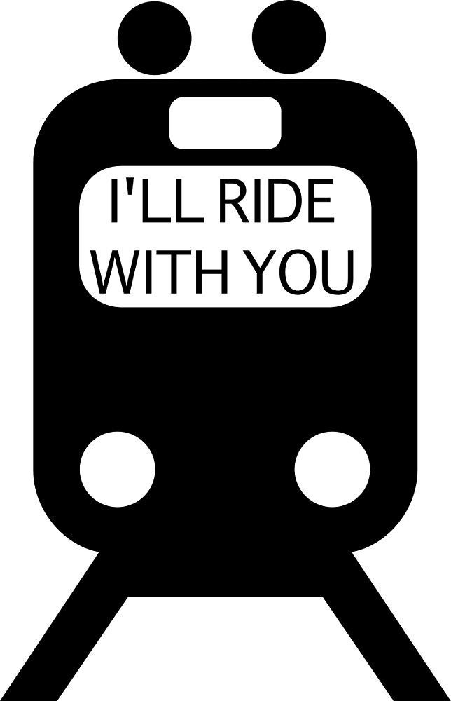 I'll ride with you (#Illridewithyou) tram 2 by Upbeat