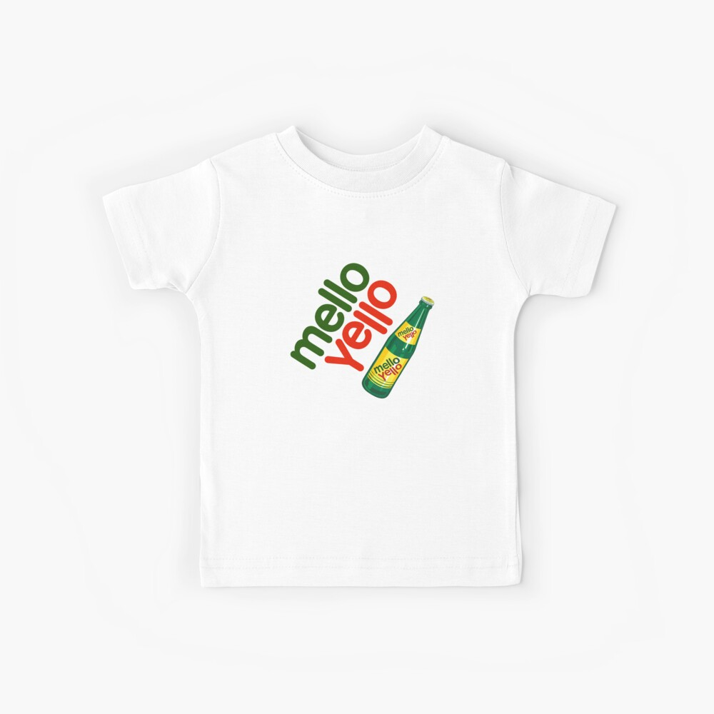 MELLO YELLO Kids T-Shirt