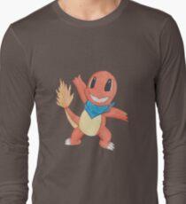 Charmander Long Sleeve T-Shirt
