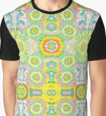 Fractal Pattern  Graphic T-Shirt