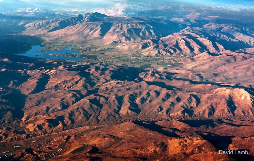 Leaving Utah II by David Lamb