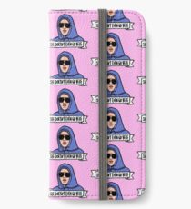 She Doesn't Even Go Here iPhone Wallet/Case/Skin