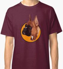 BOXER DOG PORTRAIT  Classic T-Shirt