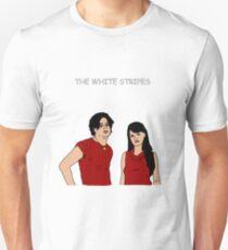 THE WHITE STRIPES [SHITTY BAND MERCH] Unisex T-Shirt