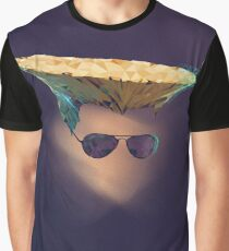 Guile the Digital Legend Graphic T-Shirt
