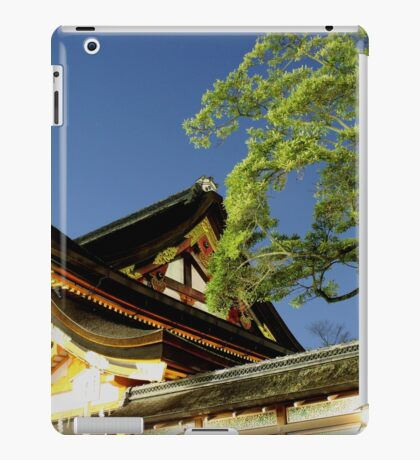 Kyoto Japan iPad Case/Skin