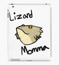 Lizard Momma iPad Case/Skin