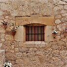 Port de Soller Window by Fara