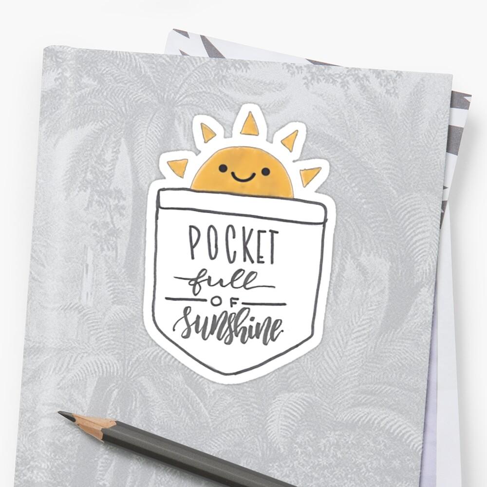 Pocket Full of Sunshine by KBonifer2