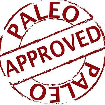 Paleo Approved by Rydoggy