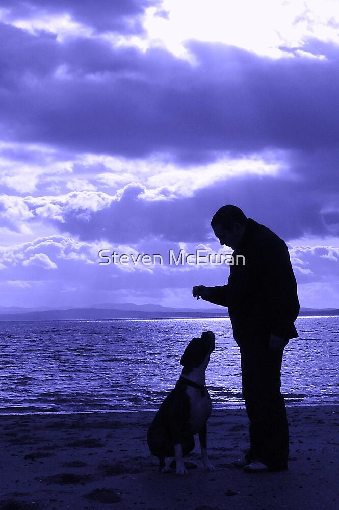 Obedience by Steven McEwan