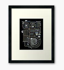Circuit 02 Framed Print