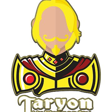 Taryon my Wayward Son by KennefRiggles